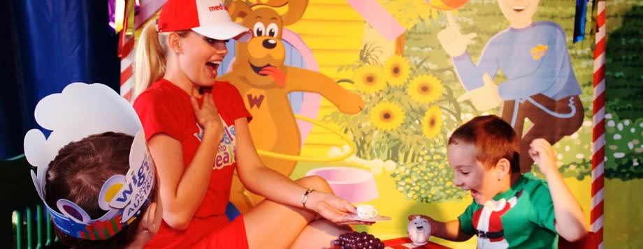 Medibank - The Wiggles Big Cake Tea Party